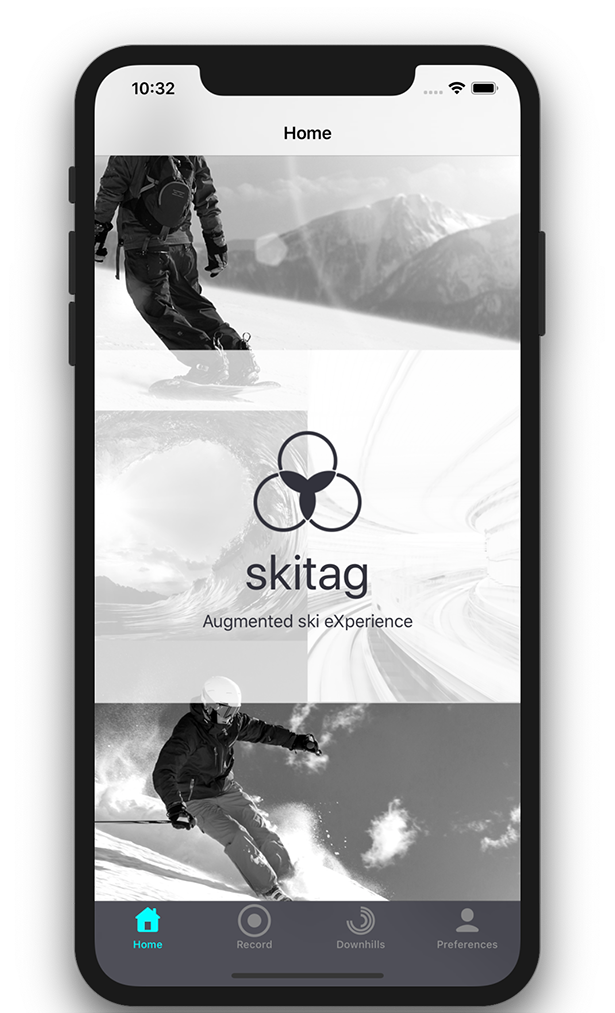 Skitag App screenshot